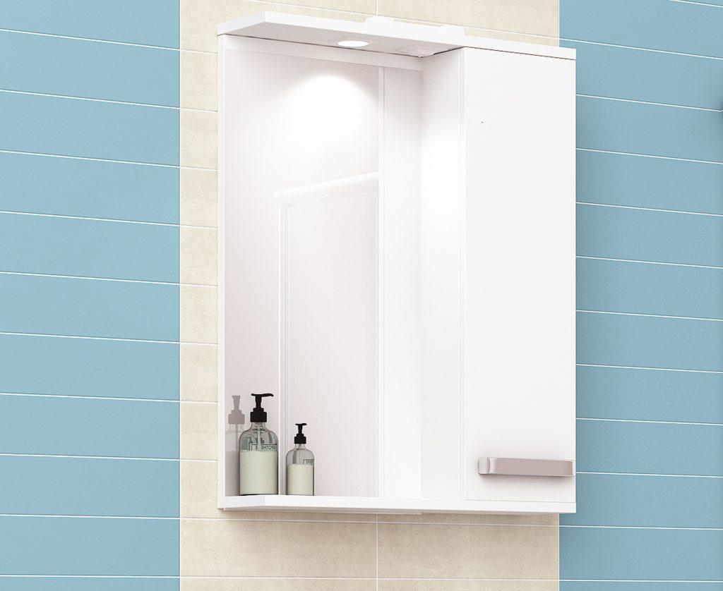 Мебель для ванных комнат, Зеркало Азур Milano