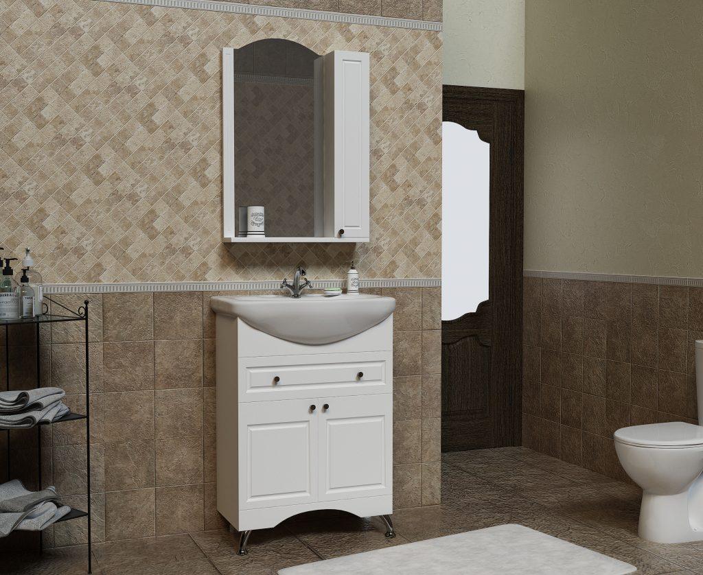 Комплект Венеция, Milano, Мебель для ванных комнат