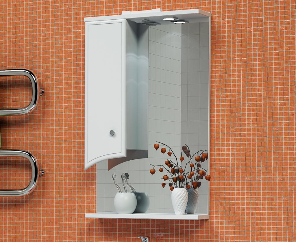 Зеркало Ливадия, Milano, Мебель для ванных комнат
