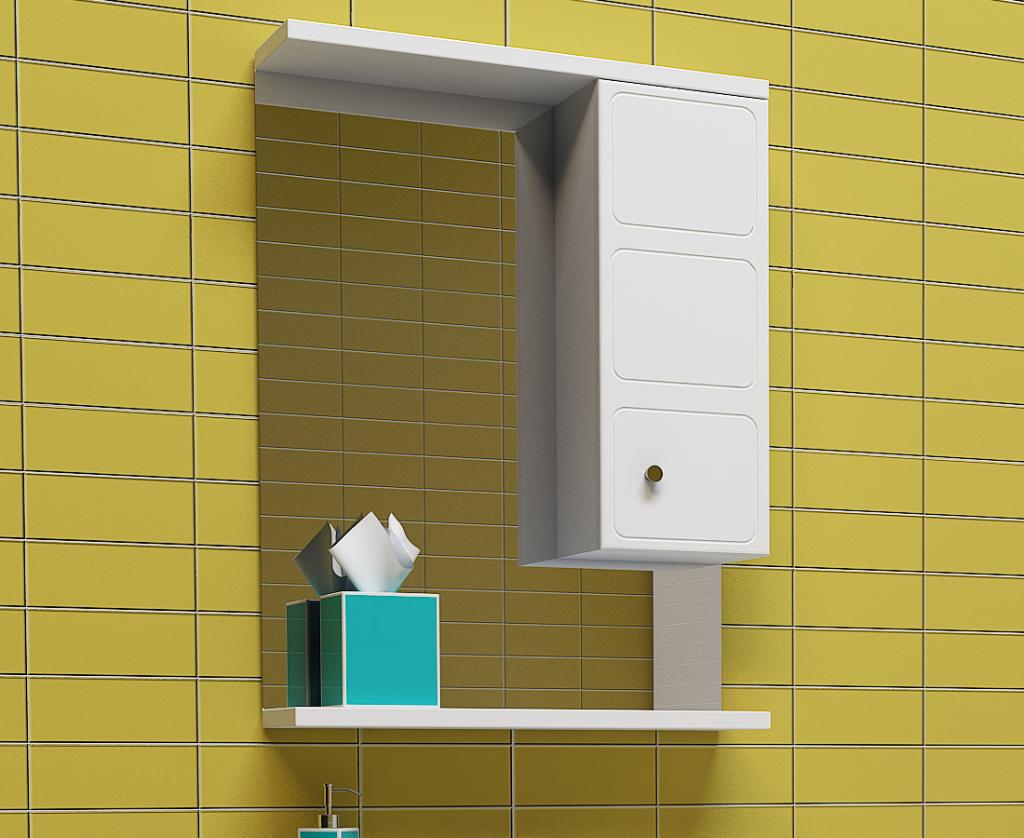 Зеркало Премьер, Milano, Мебель для ванных комнат