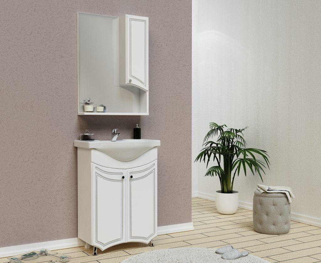 Комплект Классик, Milano, Мебель для ванных комнат