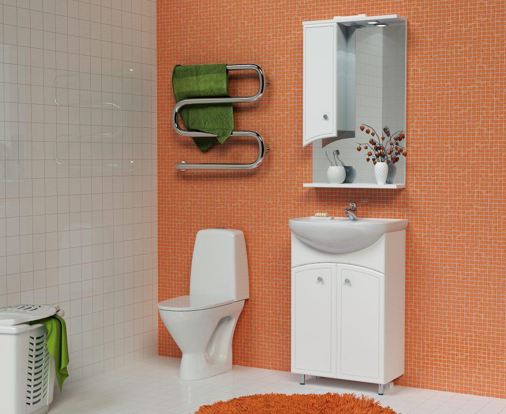 Комплект Ливадия, Milano, Мебель для ванных комнат