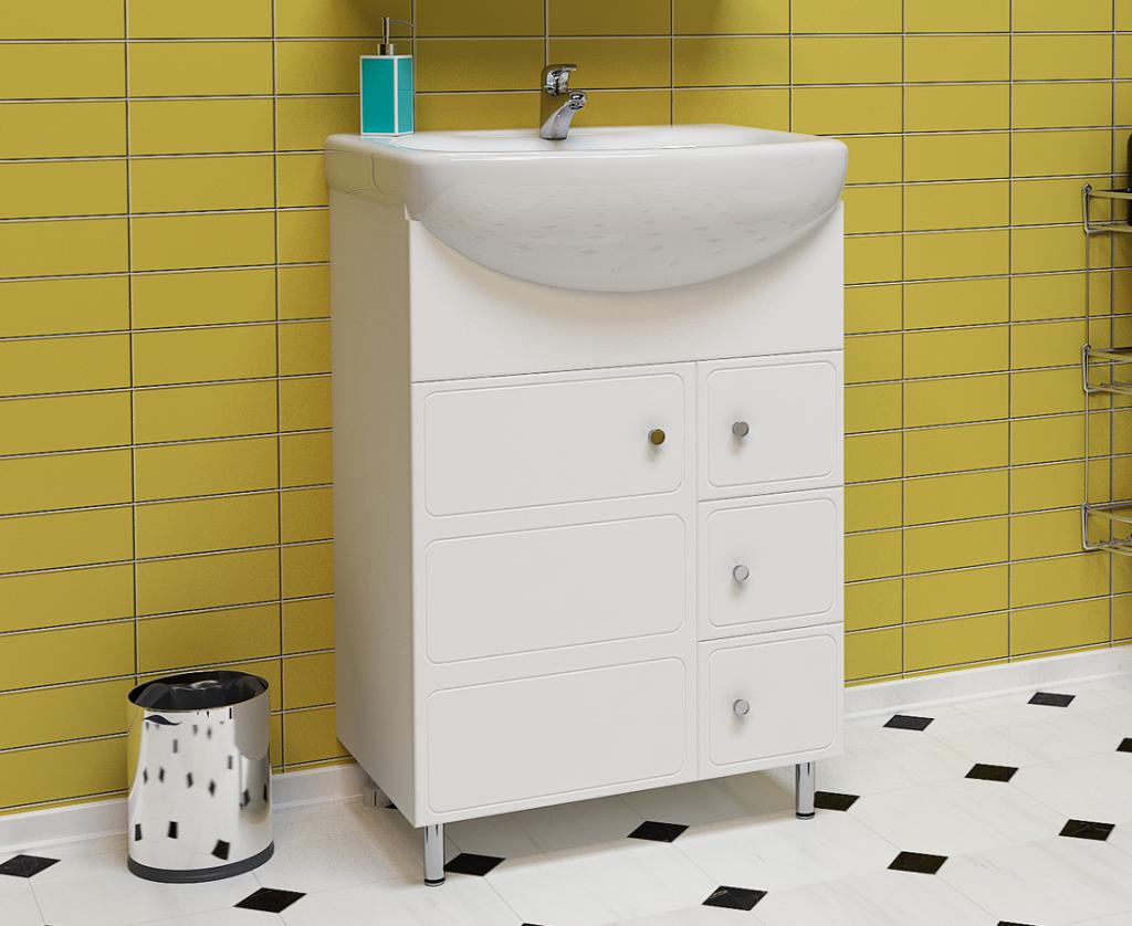 Тумба Премьер, Milano, Мебель для ванных комнат