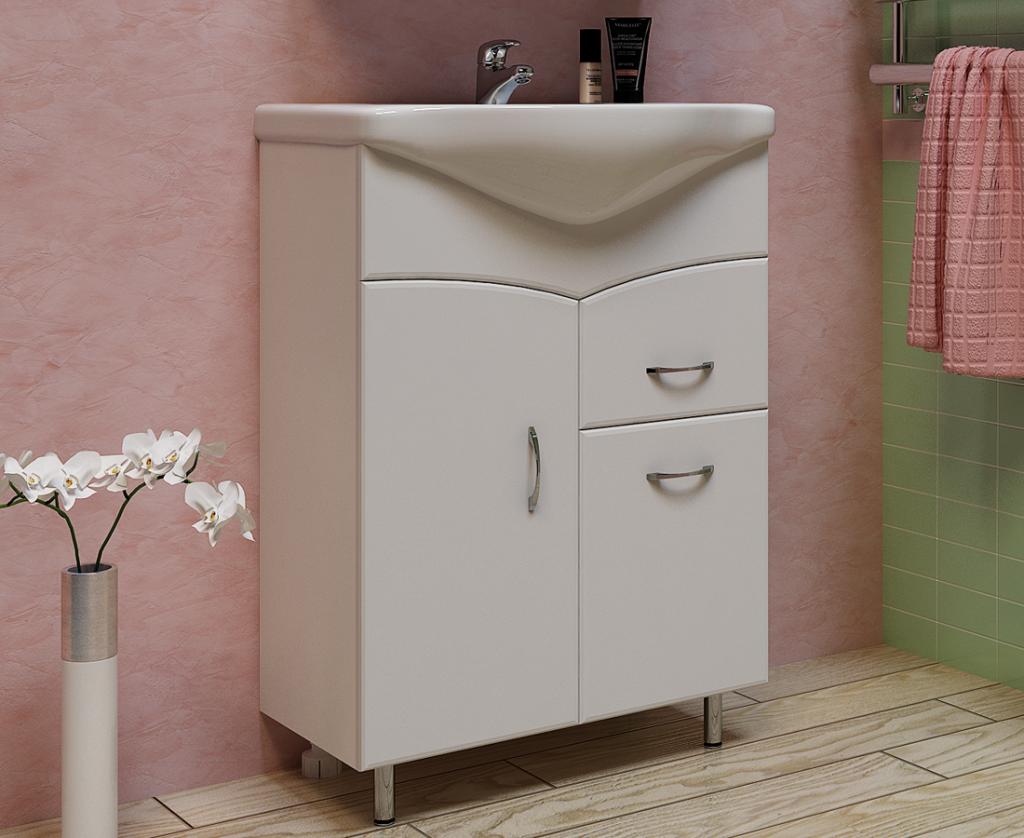 Тумба Глория | Milano | Мебель для ванных комнат